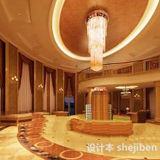 售楼大厅3d模型下载