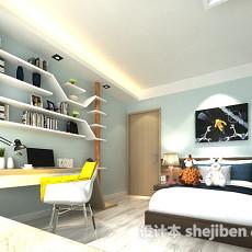 小卧室3d模型下载