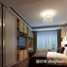 卧室衣柜3d模型下载