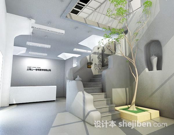 别墅室内设计模型下载