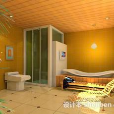 卫生间集成吊顶3d模型下载