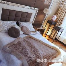 卧室12 3d模型下载