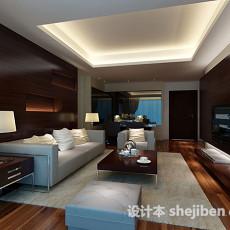 客厅273d模型下载