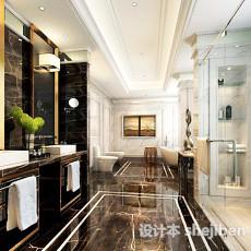 洗手间天花板3d模型下载
