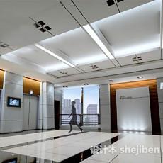垂直电梯3d模型下载