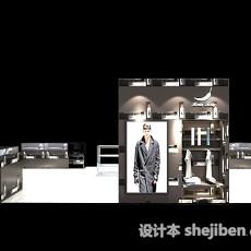 首饰专卖店3d模型下载