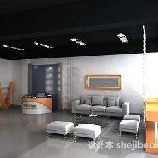 展厅-展厅设计3d模型下载