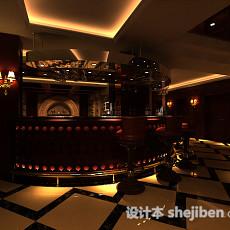 酒吧3d模型下载