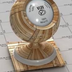vr方格木地板材质下载-2