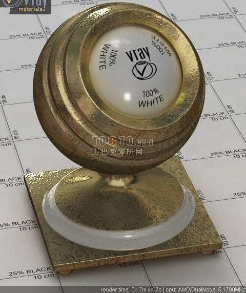 vr金属材质下载-3VR材质