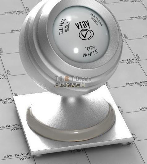vr烤漆金属材质下载-13