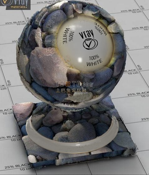 vr石材材质下载-18VR材质
