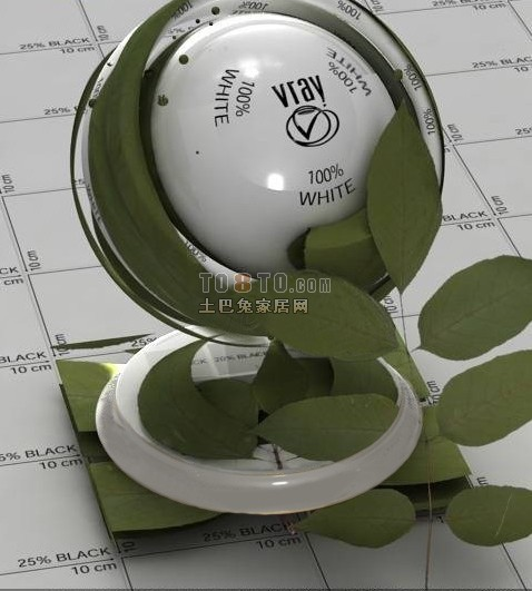 vr植物vr材质下载-8VR材质