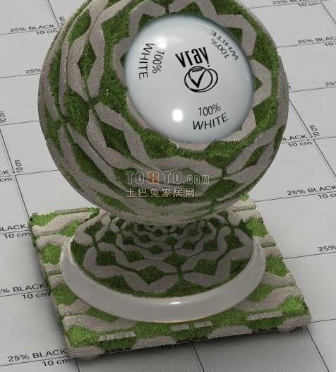 vr植物vr材质下载-10VR材质