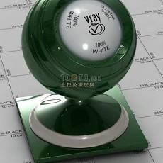 vr烤漆金属材质下载-23