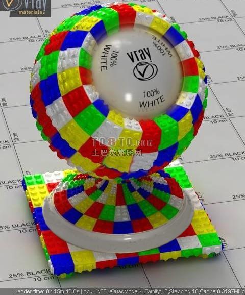 vr塑料材质下载-23VR材质