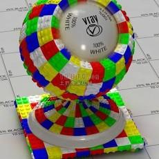 vr塑料材质下载-23