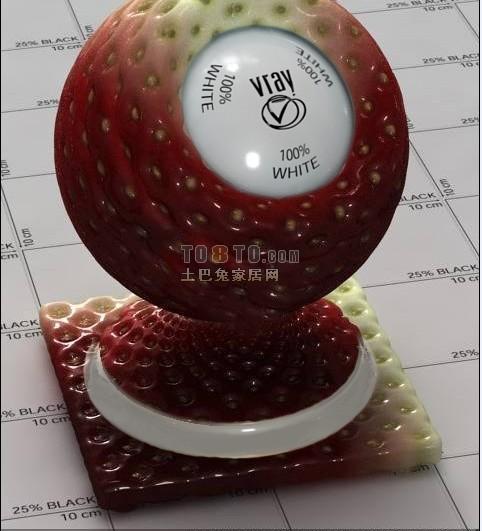 vr食物材质下载-2VR材质
