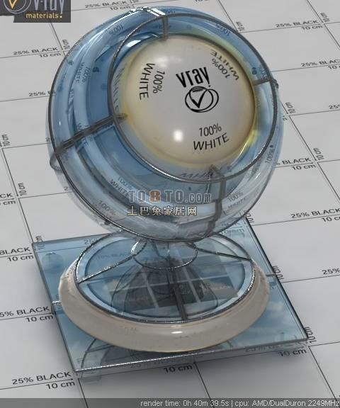 vr玻璃材质下载-4VR材质
