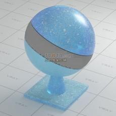 vr透明玻璃材质