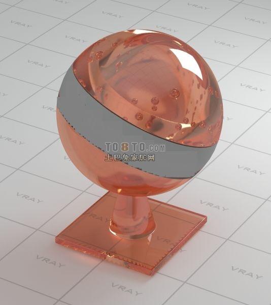 vray玻璃材质VR材质