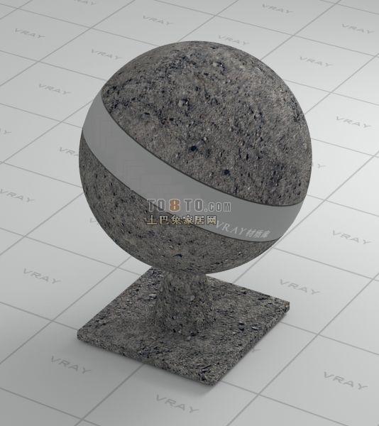 vray泥土材质VR材质