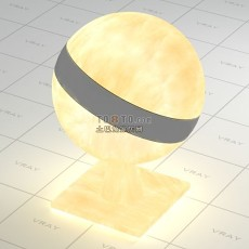 vray材质自发光灯罩材质
